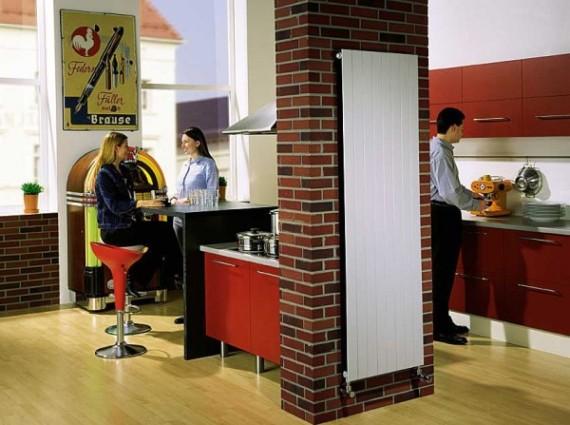 Zehnder дизайн радиаторы