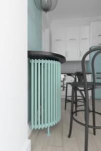 Радиатор Zehnder Charleston цветной